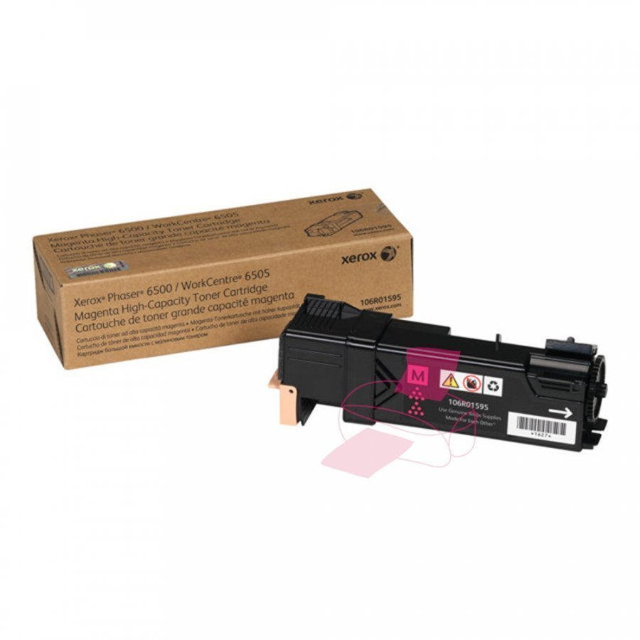 Xerox 106R01595 Magenta Värikasetti
