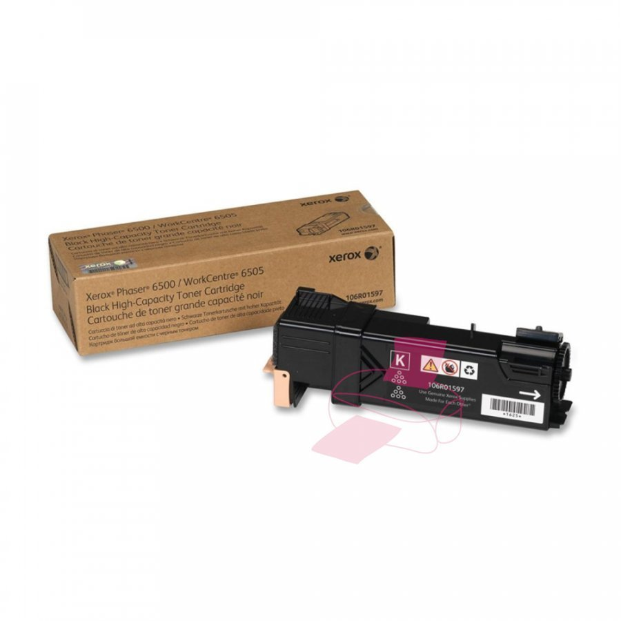 Xerox 106R01597 Musta Värikasetti